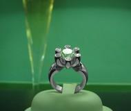 Prstan Seven Diamonds